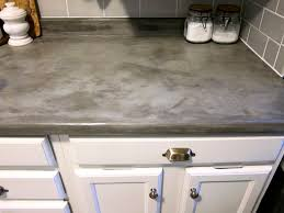 major diys in the kitchen part 1 countertop resurfacing diy pertaining to resurface with concrete decorations