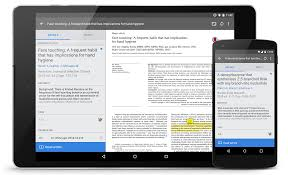 Getting Started With Mendeley For Android Mendeley