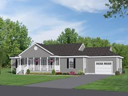 Country Ranch House Plans Hahnow Noticeable Basic Home Floor French Country Ranch Style House Plans