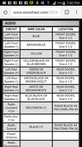 radio wire colors chevy wire center \u2022 2003 chevy radio wiring diagram at Chevy Radio Wire Colors