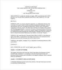 Template Of A Contract Between Two Parties Contract Agreement Between Two Parties Pdf Contract Agreement