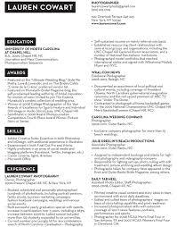 laurencowart 1jpg - Photography Resume Examples