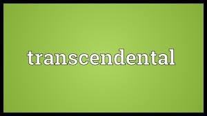 Image result for transcendentalist word