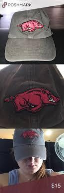 Arkansas Razorback Hat | Women shopping, Arkansas razorbacks, Hats