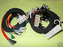 ford tractor wiring wire harness image is loading ford tractor 2000 3000 3400 4000 4500 5000