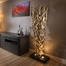 unique modern lighting. Unique Modern Designer Driftwood Halogen Floor Lamp/Light White 1.75m Lighting O