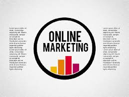 Online Marketing Presentation For Powerpoint Presentations Download