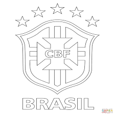 Voetbal Kleurplaat Logo Kleurplaat Vor Kinderen 2019