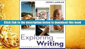 pdf how to write anything a complete guide laura brown for kindle exploring writing paragraphs and essays john langan for ipad