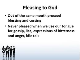 My Speech Pleasing To God Praise Himin Prayer And In Song Proclaim Unique Pleasings Messages