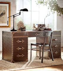 buy home office furniture give. The Leather Look Of This Desk Gives It A Handsome Aesthetic Perfect For Home Office Buy Furniture Give