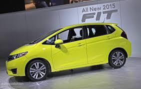 Honda Fit 2014 Mpg