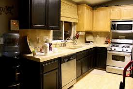 paint color cherry cabinets kitchenideasecom kitchen paint colors dark oak cabinets