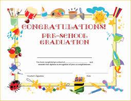 Templates For Graduation Invitations Free Printable Preschool Graduation Invitation Templates Of