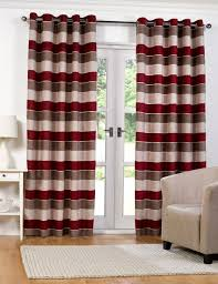 barcelona ready made lined eyelet curtains