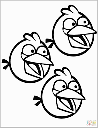 Angry Birds Coloring Pages Great 15 Best Printable Angry Birds