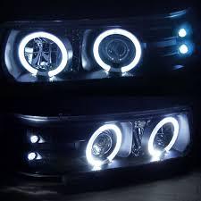 SPYDER 1999-2002 Chevy Silverado Headlights