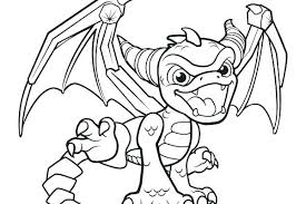 Skylanders Coloring Books Printable Coloring Pages Free Colouring