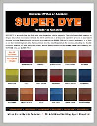 fiebings leather dye colors 2016 color chart print