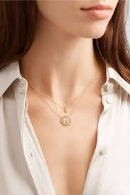 gold letter 18 karat gold diamond