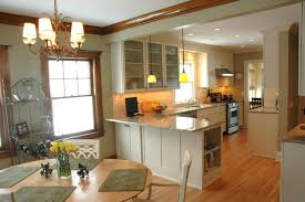 Kitchen And Dining Room Simple Decorating Ideas
