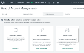 attach resumes using the job mailbox to add candidates via email workable