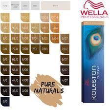 Wella Koleston Perfect Permanent Colour Hair Color Dye