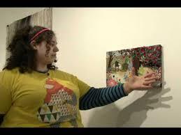 2010 Juried Undergraduate Exhibition: Janna Morton - YouTube