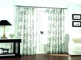 curtains for small sliding windows blinds patio doors panel glass door curtain ideas fine decoration decorating