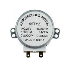 Mikrodalga Fırın Tepsisi Rotasyon Motoru 21v satın almak online / Üst ~  Top-Items.cam