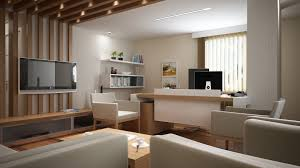 front office decorating ideas. Greates Front Office Interior Decorating Ideas With Beautty White Outstanding Small Design Modern Brown Wooden Tabletops Near Glass Windows And Decorative N