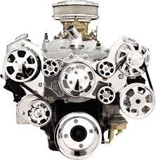 billet specialties tru trac pontiac 326 455 front engine kit store categories