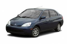 2003 Toyota Prius Pictures