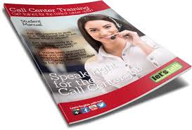 Bpo Training Material Free Download Call Center Training Lets Talk English Speaking Institute In