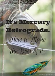 It's Mercury Retrograde. How to Make the Best of it. | Seduction ...