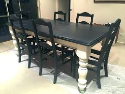 picturesque hand painted dining table painted kitchen tables chalk paint for kitchen table best painted