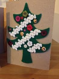 13 Ecofriendly Christmasthemed Crafts For Kids  InhabitotsChristmas Crafts Recycled Materials