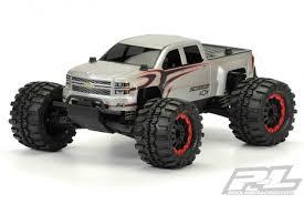 <b>Кузов Proline Chevy Silverado</b> PL3444-00 | Купить в интернет ...