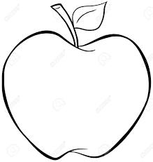 Pomme Dessin Noir Et Blanc Recherche Google Pomme Pinterest