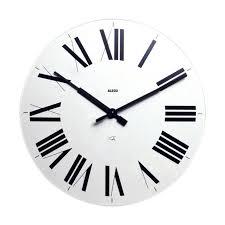 alessi firenze wall clock ambientedirect