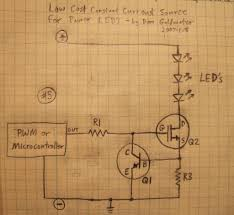 high power led driver circuits 12 steps pictures picture of a little micro makes all the difference