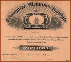 roy addison s tmi diploma tmi diploma provided by don addison 48 roy s son