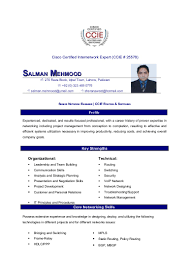 Ccnp Resume Sample For Freshers Beautiful Ccnp Resume Sample Pictures Inspiration Entry Level 4