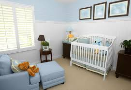Newborn Baby Bedroom Baby Nursery Ideas For Small Rooms White Brown Paint Furniture Set