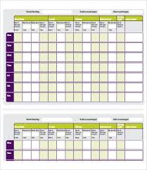 Blood Sugar Monitoring Chart Download Blood Glucose Level Chart 9 Free Word Pdf Documents