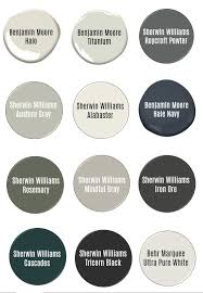 paint colors and which ones we regret