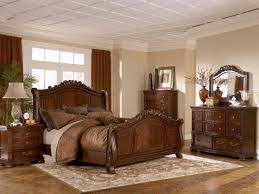King Bedroom Suite For King Size Bed Frame With Headboard Diamond Tufted Rivet High