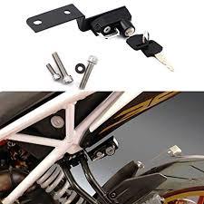 Motorcycle Helmet Lock Anti-Theft For KTM DUKE ... - Amazon.com