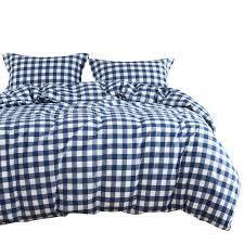 Light Blue Gingham Duvet Cover Cheap Gingham Duvet Find Gingham Duvet Deals On Line At
