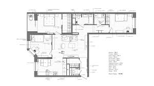 Apartment In European Style In Taiwan From Fertility Design StudioModern Apartment Floor Plans